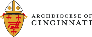 Archdiocese of Cincinnati Logo - Footer